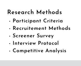 Link to Research Protocol
